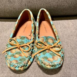 Lucky Brand Pineapple Loafer Flat